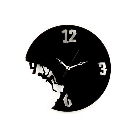coole wanduhren large wall clock laser cut acrylic black clock modern