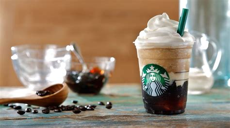 Starbucks experiments with coffee jelly   Geek.com