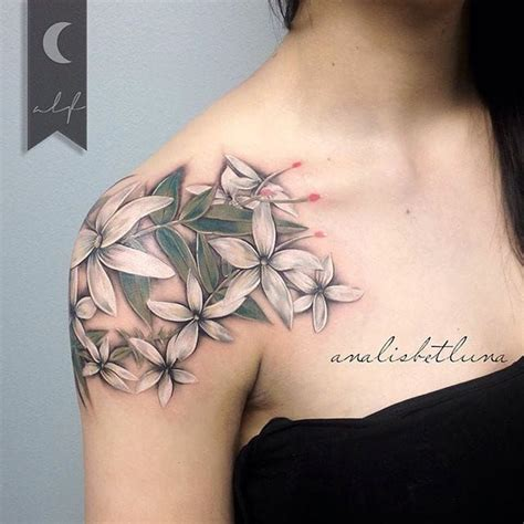 1000 ideas about jasmine flower tattoos on pinterest