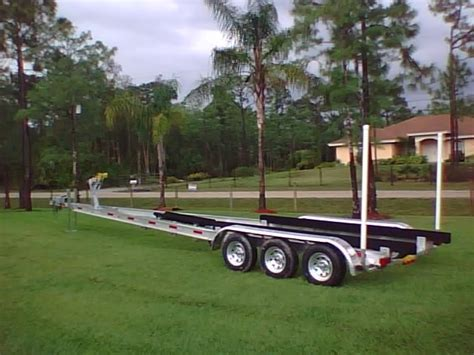 boat trailer axles canada approximate weight of a aluminum triple axle trailer