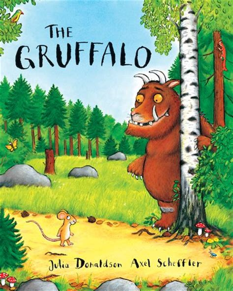 libro the gruffalos child the gruffalo