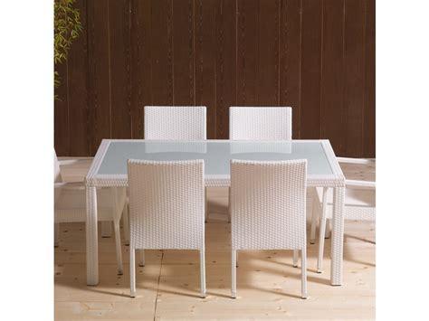 mobili da giardino outlet tavolo da giardino la seggiola a prezzo outlet