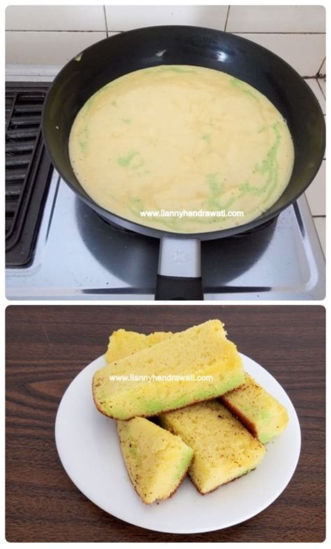 membuat kue bolu di happy call membuat kue bolu dengan wajan anti lengket lianny
