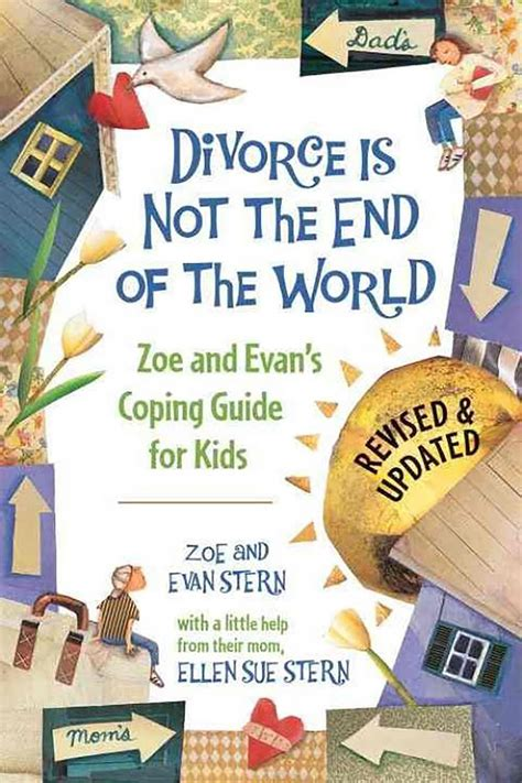 michael and the end of the world books 10 books about divorce for children