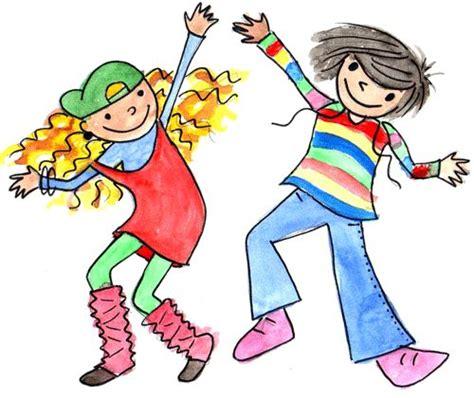 imagenes de niños jugando y bailando ni 241 os bailando para imprimir imagenes y dibujos para