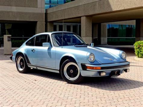 Porsche 911 Sc 1981 1981 porsche 911 sc post mcg social myclassicgarage