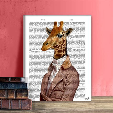 giraffe print regency giraffe by fabfunky home decor
