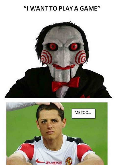 I Want To Play A Game Meme - chicharito wants to play a game fansfoot you ll never