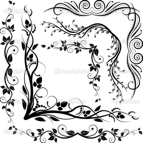 decorative drawing borders 106 best images about clip art on pinterest cheap