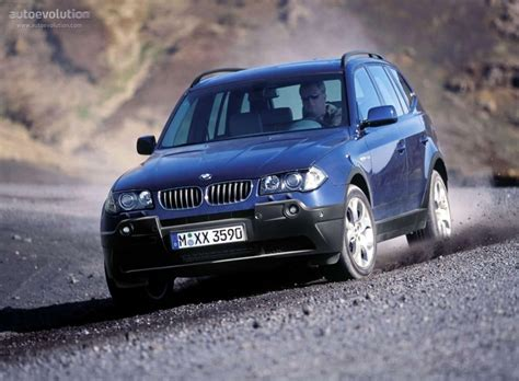 Autoscout Bmw M2 by Bmw X3 E83 Specs Photos 2004 2005 2006 2007