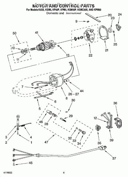 kitchenaid mixer wiring diagram wiring diagram and