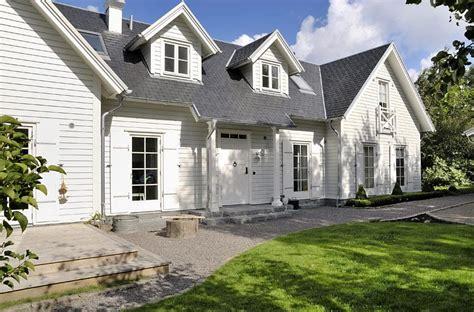 new england style dream villa in sweden decor advisor new england house photos