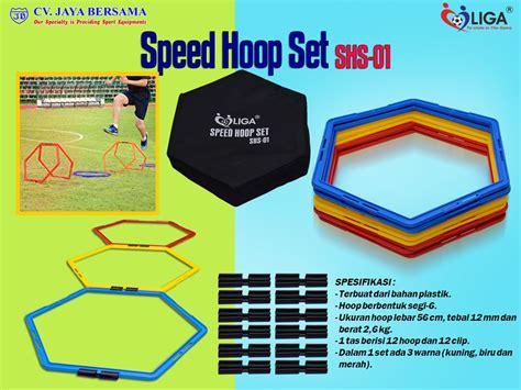 Alat Latihan Agility Ladder Speed Ladder Versi Ii speed hoop set shs 01 agen alat olahraga