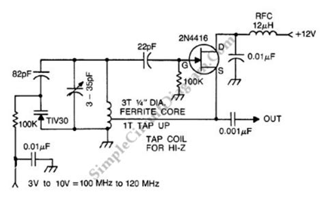 grounded capacitor vco pdf grounded capacitor vco pdf 28 images logic noise 4046 voltage controlled oscillator part one