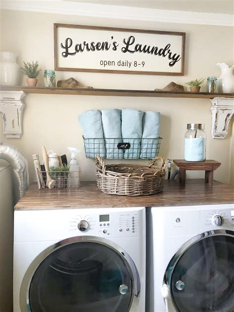 laundry room decor and helpful tips craft o maniac