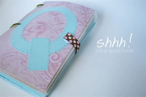 no sew quiet book tutorial diy crafts pinterest