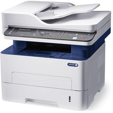 Printer Laser Xerox xerox workcentre 3215 monochrome all in one laser printer