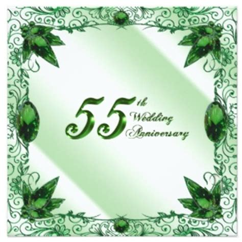 55 year anniversary gifts how to choose