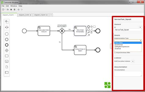 bpmn diagram java modeling bpmn in camunda modeler docs camunda org