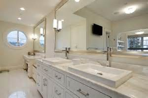 Mirrored Vanity Walls 3 Simple Bathroom Mirror Ideas Midcityeast