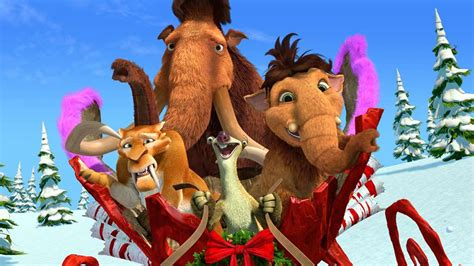 ice age mammoth christmas cast ice age a mammoth christmas what time is it on tv