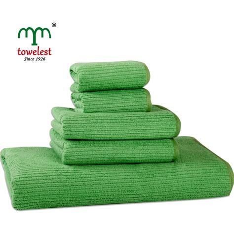 bathroom towels set new arrival microfiber towel set 5pc set solid bath towel