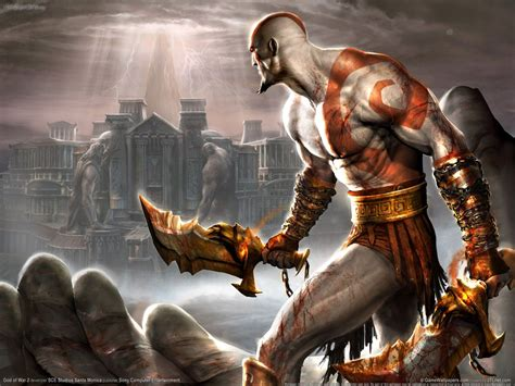 free god of war wallpaper wallpup com