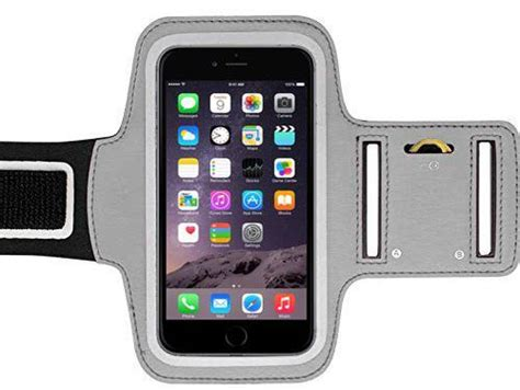 Armband Iphone 55s Silver sports running armband cover holder for iphone 6 iphone 6s samsung s5 silver review and