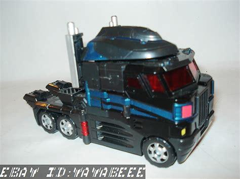 Kaos Transformers 48 transformers henkei wonderfest exclusive black convoy