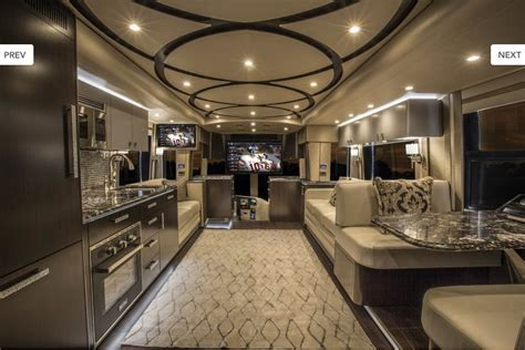 Rv With Modern Interior by Modern And Interior Rv Wow Rv Designs And