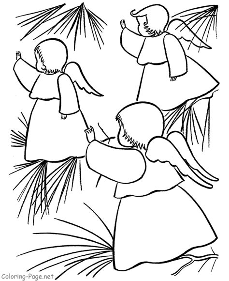 printable christmas tree angel printable christmas angels coloring home