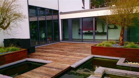 terrasse mons terrasse patio contemporaine dans un de mes jardins 224 mons