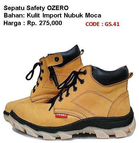 Sepatu Safety Ozero jual sepatu safety new balance 082230250051 www