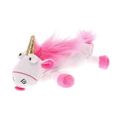 trousse en peluche licorne minions unicorn licorne