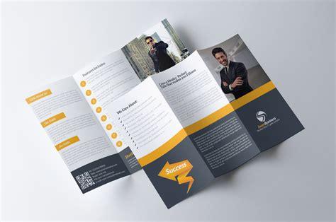 brochure design ideas 20 tri fold brochure design ideas webdesignerdrops