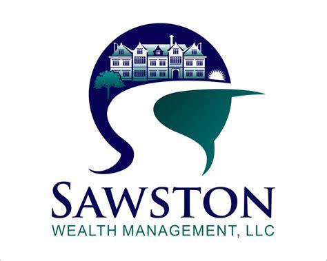 design management lcc logo design contest for sawston wealth management llc
