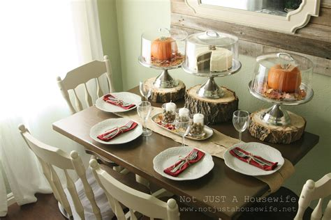 table scapes holiday tablescapes thanksgiving christmas not just a