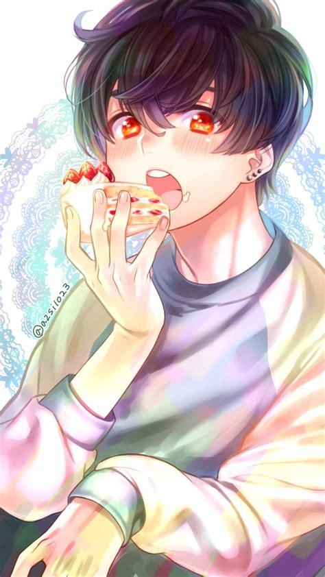V Anime Fanart by Jungkook Bts