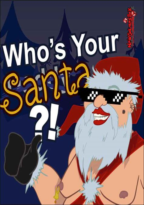 Whos Your by Whos Your Santa Free Version Pc Setup