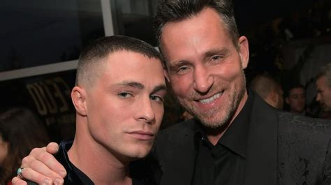 Files For Divorce by Colton Haynes Files For Divorce From Jeff Leatham