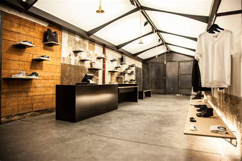 adidas no 42 store by ether a c 187 retail design