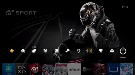 ps4 themes sports gran turismo sport ps4 dynamic theme preview 1080p