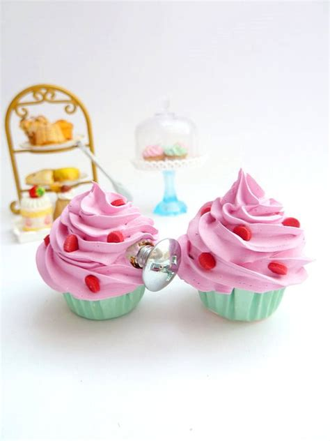 cupcakes knobs baby nursery dresser drawer knobs nursery