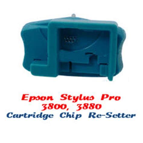 chip resetter for epson pro 3880 cheap cartridge chip resetter epson stylus pro 3800 3880