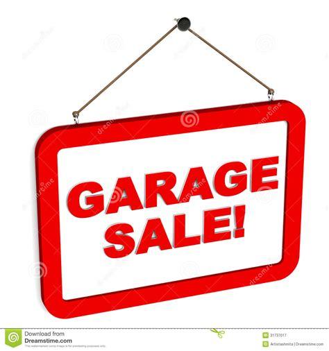 garage sale royalty free stock photography image 31737017