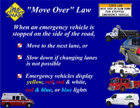 emergency light laws by state traffic tip thursday move