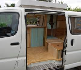 Motorhome Awning Sides Reader Diy Conversion Toyota Hiace Camper With Pop Up