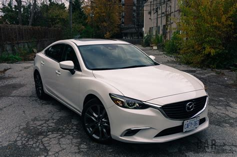 road trip new york city in a 2017 mazda6 gt canadian