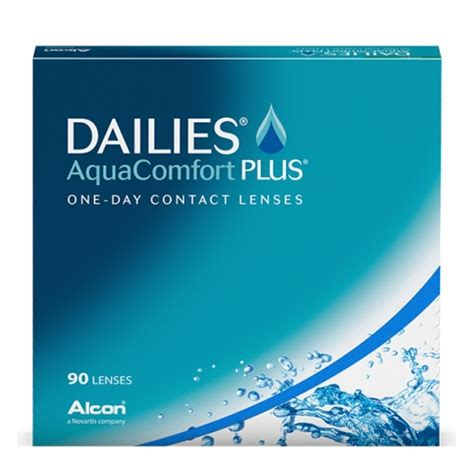 Dailies Aqua Comfort Dailies Aquacomfort Plus 90 Pack Cheap Contacts Online