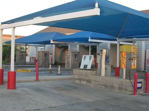 Car Wash Awnings by Photo Shade Structures Canopies Shade Sails And
